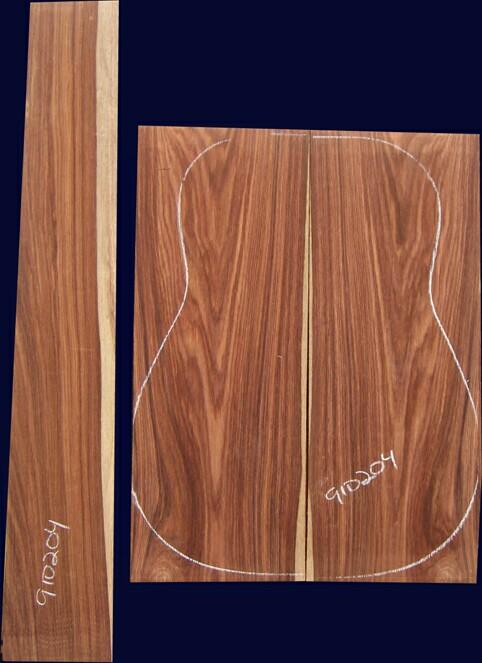 Amazon Rosewood (Dalbergia spruceana)  910204