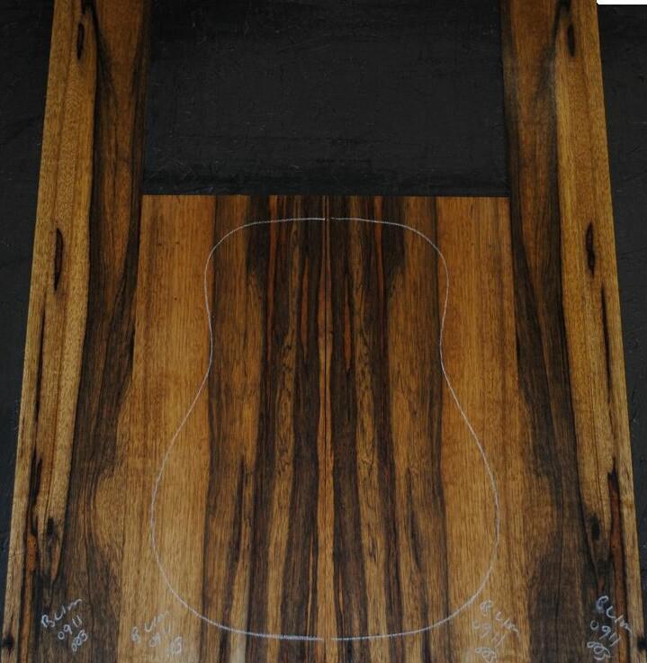 Black limba (Terminalia superba) 0911_003