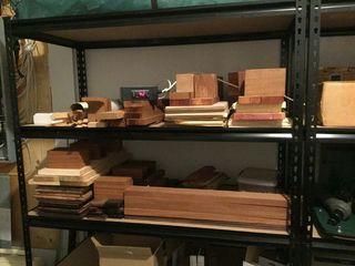 RH control of processed wood